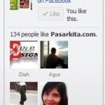 Cara Memasang Like Box Facebook Fans Page di Blog